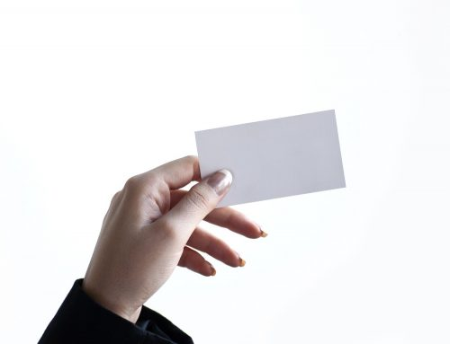 Business Cards Are Essential